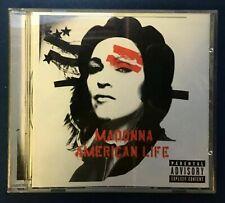 album CD MADONNA AMERICAN LIFE 936248439 2 EUROPE 2003