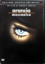 Dvd Arancia Meccanica - Edizione Speciale 2 dischi di Stanley Kubrick 1971 Usato