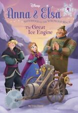 A Stepping Stone Book(Tm) Ser.: The Great Ice Engine by Erica David (2015,.
