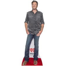 BLAKE SHELTON Lifesize CARDBOARD CUTOUT Standup Standee Poster FREE SHIPPING