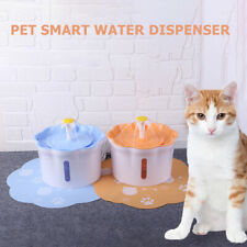 Ultra-silent Pet Automatic Water Fountain Dispenser for Cat Dog Drinking