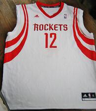 VINTAGE NBA HOUSTON ROCKETS ADIDAS SLEEVELESS JERSEY SIZE XL DWIGHT HOWARD