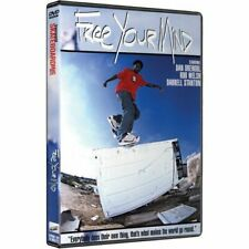 Skateboarding - Free Your Mind DVD NEW