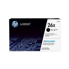 HP 26X (CF226X) Black Toner Cartridge