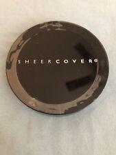 NEW SEALED Sheer Cover COMPACT CREAM Face Highlighter Lip Gloss Eyeliner Palette