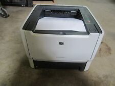 HP LaserJet P2015D Printer Pages since last maintenance : 6702
