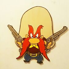 Yosemite Sam  Handpainted Wall Woodart