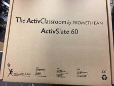 New Never Used Promethean ActivSlate 60 PRM-RS3-01