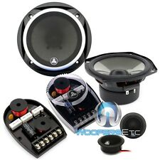 "C2-525 JL AUDIO 5-1/4"" 2-WAY C2 COMPONENT SPEAKERS MIDS TWEETERS CROSSOVERS NEW"