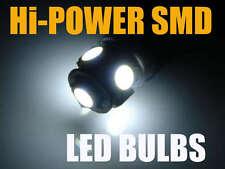 BA9S Instrument/Sidemarker LED Light Bulbs(5-SMD)-AMBER YELLOW