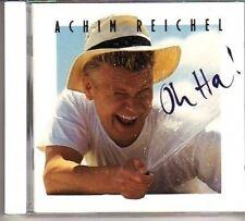 (AT327) Achim Reichel, Oh Ha! - 1996 CD