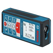 [BOSCH] GLM80 Laser Distance / Angle Measurer 80M Max Range ±1.5mm Accuracy