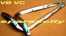 HOLDEN HEADLAMP MOULD SIDE VB VC COMMODORE L+R NOS GMH