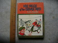 Mrs. Wiggs of the Cabbage Patch. 1962 Whitman Illustrated hardcover.