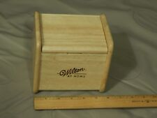 Wilton At Home ~ Recipe Box, Culinary Storage, Etc. [Thailand Made] Rubber Wood
