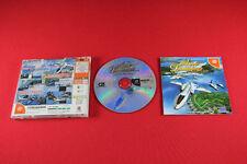 AeroWings   Sega Dreamcast - NTSC-J