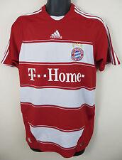 Adidas Bayern Munich 2007 Hogar Camiseta De Fútbol Jersey jóvenes muchachos XL XLB 32/34 XS