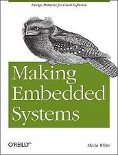 NEW Making Embedded Systems: Design Patterns for Great Software by Elecia White