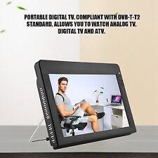 "Leadstar Portable 12"" 1080P DVB TFT-LED HD Digital Analog Color TV Television"