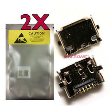 2 x New Micro USB Charging Sync Port Charger For  Nokia Lumia 822 / E7-00 USA