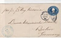 united states 1906 used stamped envelope cover ref 19173