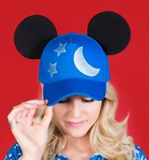 Official Fantasia Sorcerer Mickey Ears Baseball Cap from Cakeworthy