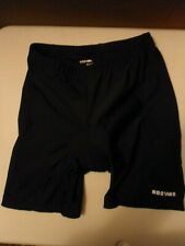 Woman's cycling shorts 2x Padded 3D gel, NOOYME  pre owned