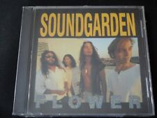 Soundgarden - Flower (NEW CD 1989) CHRIS CORNELL AUDIOSLAVE TEMPLE OF THE DOG