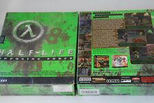 Half Life Opposing Force  (PC)  Neuware  Karton Box   Eurobox ADD ON  New