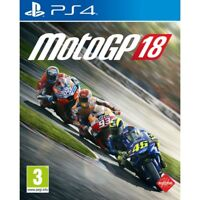 MotoGP 18 (PS4) OVP (Deutsch)