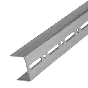 UA Aussteifungsprofil 75mm x 3m Türen Fenster Versteifung Ständerwerk U-Profil
