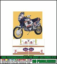 kit adesivi stickers compatibili xrv africa twin rd 03 rd 04 rd 07 rothm