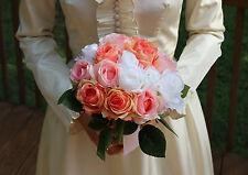 Wedding bouquet, vintage style, artificial flowers, Bridal Bouquet