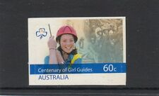 AUSTRALIA - 2010 Centenary of GIRL GUIDES P&S 60c Self adhesive MNH - Scouting