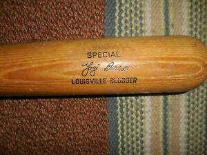 Vintage Hillerich & Bradsby Louisville Slugger Yogi Berra Baseball Bat 125S