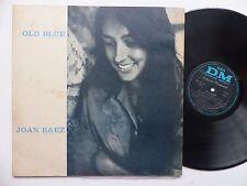 JOAN BAEZ Old blue  70103 Mono fonico Pressage CHILI CHILE