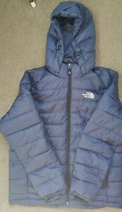 North face Winter Hooded Puffer Jacket - 700 Down fill