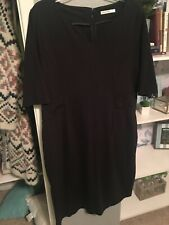 Slimming Black Mikarose Dress Size XXL