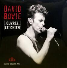 David Bowie - Ouvrez Le Chien Live Dallas 95 -OOP New Sealed Vinyl 4000 Pressed