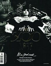 Zoo Magazine #35 2012 Lana Del Rey Monica Bellucci Werner Schreyer