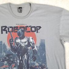 Robo Cop XXL T-shirt Tee Alex Murphy Movie 2X