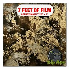 Hydrographic Film True Timber Prairie Hydro Dipping 7 X 20 Hydro Dip