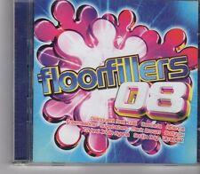 (FX455) Floorfillers 08, 2CD - 2008 CD