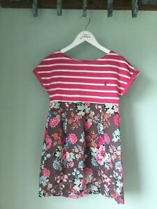 Pretty Hotchpotch Summer Dress - 6 Years - Joules - Excellent Condition
