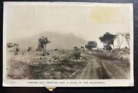 1935 Tanga Tanganyika British KUT RPPC Postcard Airmail Cover To Harrow England