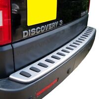 Rear bumper step stainlesss for Land Rover Discovery 3+4 LR3 LR4 LR006874 cover