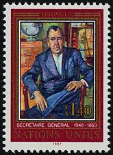United Nations - Geneva 151 MNH Trygve Lie, Secretary General