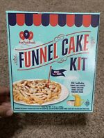FUN Funnel Cake Kit!!  Enough to make 12 FUNnel Cakes. 11.6 Oz Mix Only