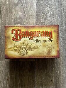 """Bangarang Letter Opener from Movie """"HOOK"""" Peter Pan Sword - Geek Fuel Exclusive"""