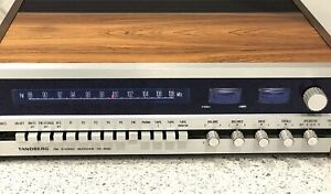 Tandberg TR-1040 Stereo Receiver Fully Operational and Great Physical Condition